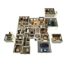 awesome 3d house floor plans interior design ideas excellent awesome 3d floor plans