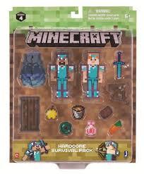 <b>Фигурки Minecraft</b>, в продаже с февраля 2019