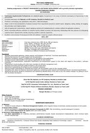 it resume format resume samples for it it cv format naukri com it resume samples