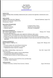 career center internship resume sample internship resume sample examples of resumes for internships