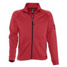 <b>Куртка флисовая мужская New</b> Look Men 250, красная