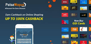 PaisaWapas - Gift Cards, Cashback Offers & Coupons - Apps on ...