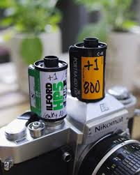 <b>Pushing</b> and Pulling Film - A Complete Guide from The Darkroom