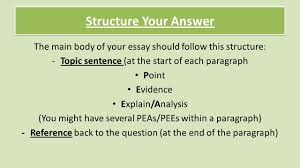 national 5 critical essay revision review understanding the 14 structure