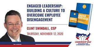Engaged Leadership: Building a Culture to Overcome Employee ...