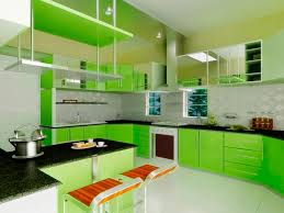 green kitchen makeover instagram awesome