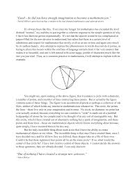 math essay an attempt to explain why i love math for a college essay last