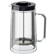 Купить ЭГЕНТЛИГ Кофе-пресс/<b>заварочный чайник</b>, двуслойные ...