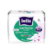 Купить <b>Прокладки</b> женские <b>bella Perfecta Ultra</b> Maxi Green, 8 шт ...