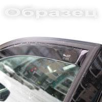 «<b>Дефлекторы окон</b> Nissan Juke 2010-, ветровики <b>вставные</b> ...