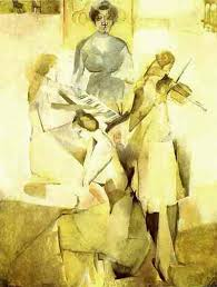 Image result for painting of Duchamp