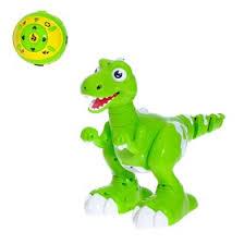 Робот <b>радиоуправляемый</b>, <b>интерактивный</b> «Умный <b>Динозавр</b> ...