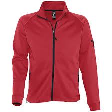 <b>Куртка флисовая мужская New</b> Look Men 250, красная - купить на ...