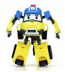 <b>Трансформер Silverlit Robocar Poli</b> Баки — купить по выгодной ...