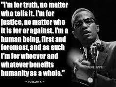 Malcom X Quotes on Pinterest   Malcolm X, Malcolm X Quotes and ... via Relatably.com