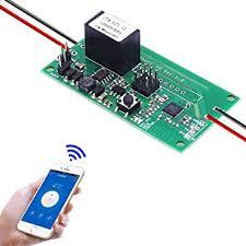 Smartfuture <b>Sonoff SV</b> Safe Voltage <b>WiFi Wireless</b> Switch: Amazon ...