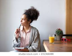 1000+ <b>Black African Woman Thinking</b> Stock Images, Photos ...