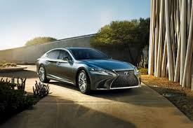 <b>Lexus LS</b> Price in India, Images, Review & Colours