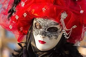Αποτέλεσμα εικόνας για come fare una maschera veneziana
