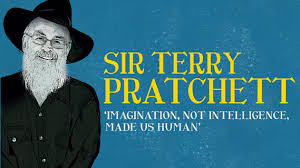 Image result for sir terry pratchett