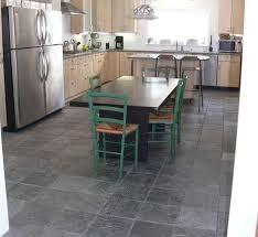 post grey slate kitchen floor tiles