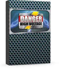 <b>Danger High Voltage</b>