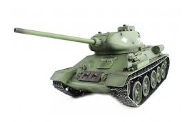 <b>Радиоуправляемый танк Heng Long</b> Russia T34-85 Pro - 3909 ...