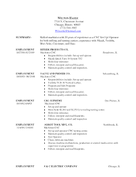 cnc machinist inside cnc machinist cnc machinist resume machinist resume objective