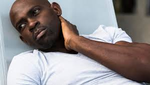 Image result for neck pain in blacks