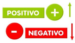 Resultado de imagen para energia negativa