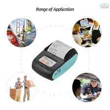 <b>GOOJPRT PT</b>-210 Portable Thermal Printer Handheld 58mm ...