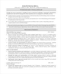 it operations manager resume free download operation manager resume