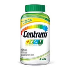 Centrum Multivitamin Tablets, 365-Count Bottle ... - Amazon.com