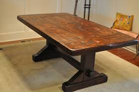 wooden kitchen table emmerson dining