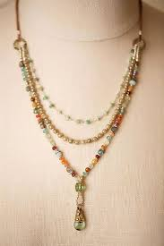 Gentle <b>Breeze</b>- <b>Unique</b> handcrafted multi strand gemstone ...