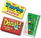 История <b>жвачки</b>, bubble <b>gum</b>, бабл гам. Жевательная резинка от ...