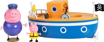 """<b>Корабль дедушки</b> Пеппы"", <b>Peppa Pig</b>."