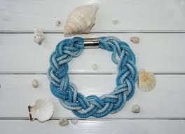 <b>Necklace</b>, Sea <b>breeze</b>, Jewelry, Braid, <b>Necklace</b> Pigtail, Tender ...