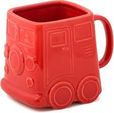 """<b>Кружка Balvi</b> """"Van"""", <b>цвет</b>: красный, 400 мл — купить в интернет ..."""