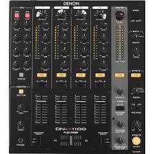 <b>DJ микшерный пульт</b> Denon DJ DN-X1100