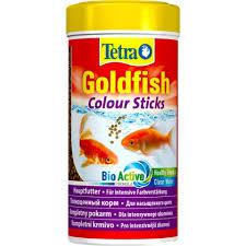 <b>Tetra Goldfish</b> Colour Sticks <b>корм</b> в палочках для улучшения ...