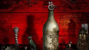 <b>АКВАРИУМ</b>. <b>Оракул Божественной</b> Бутылки