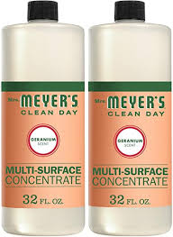 Mrs. Meyer's Clean Day <b>Multi</b>-<b>Surface</b> Cleaner <b>Concentrate</b>, Use to ...