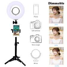 <b>Trumagine</b> Dimmable LED Ring Light with Light Stand,Makeup ...