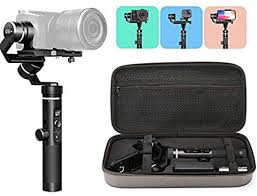 <b>FeiyuTech</b> Official <b>G6 Plus 3</b>-<b>Axis</b> Handheld Camera Gimbal ...