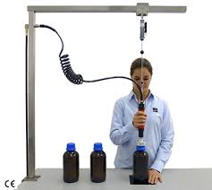 PS <b>Pneumatic Bottle</b> Capper - <b>Capping Machines</b> : Kinex Cappers