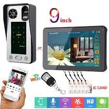 SmartYIBA APP Remote Control 7 <b>Inch</b> Monitor Wifi <b>Wireless</b> Video ...