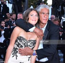 th cannes film festival from the land of the moon mal de french actor samy naceri r and his guest arrive for the screening of the