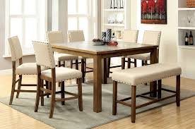 room table bench height