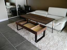 dining table with wheels: nice dining table wheels  lift top coffee table